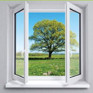 Cửa sổ mở quay vào trong