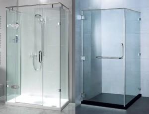 Giới thiệu phòng tắm kính