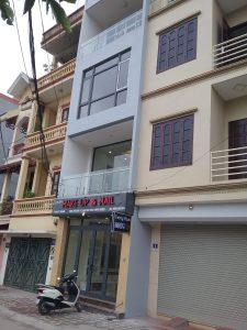 Cửa nhôm Xingfa mẫu 4