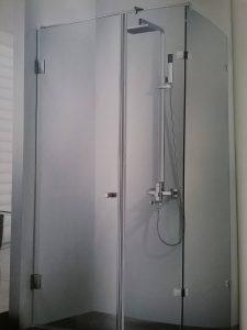 Vách kính tắm TEMPER mẫu 3