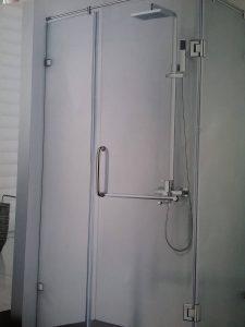 Vách kính tắm TEMPER mẫu 6